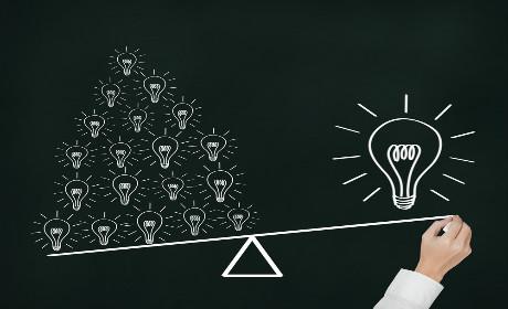 Inovar gera inspiração e motivação.