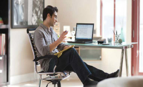Por que os profissionais escolhem o home office?